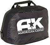 American Kargo 3514-0026 Black Helmet Bag