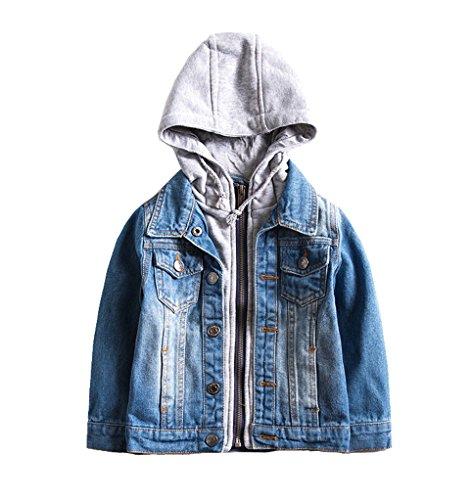 Zipper Hood Jacket - 7