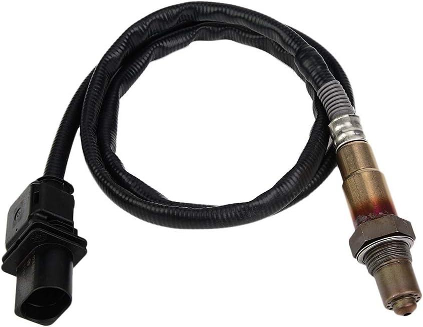 Akozon Sauerstoffsensor 0258017025 Sauerstoffsensor f/ür O2-Luftbrennstoffverh/ältnis