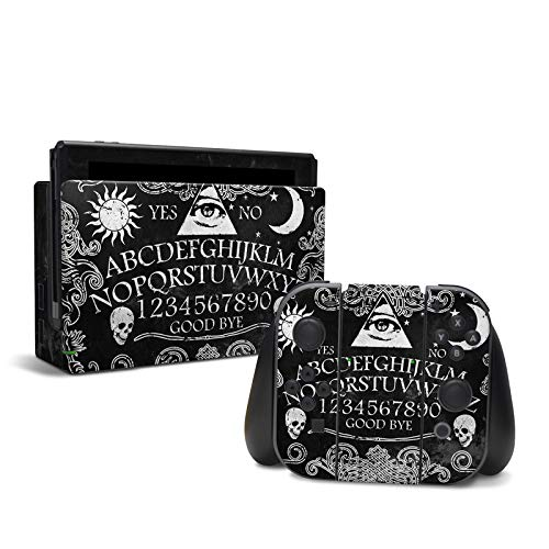 Ouija - Decal Sticker Wrap - Compatible with Nintendo Switch from DecalGirl