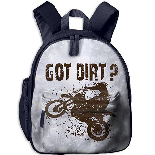 - Children Got Dirt Bike Motorcross Racing Pre School Bag Backpack Satchel Rucksack Handbag