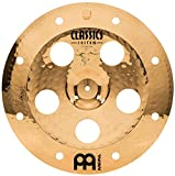 Meinl 18'' Trash China Cymbal with Holes - Classics Custom Brilliant - Made In Germany, 2-YEAR WARRANTY (CC18TRCH-B)