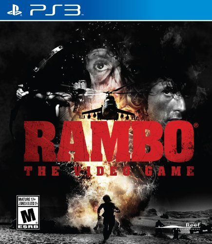 (Rambo The Video Game - PlayStation 3)