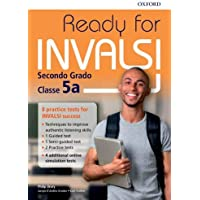 Ready for INVALSI SS2. Student book. Without key. Per la Scuola media. Con espansione online