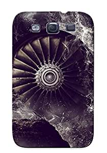New Arrival Case Cover OqlmkgH10210oyqFt With Design For Galaxy S3- Propeller Best Gift Choice For Lovers