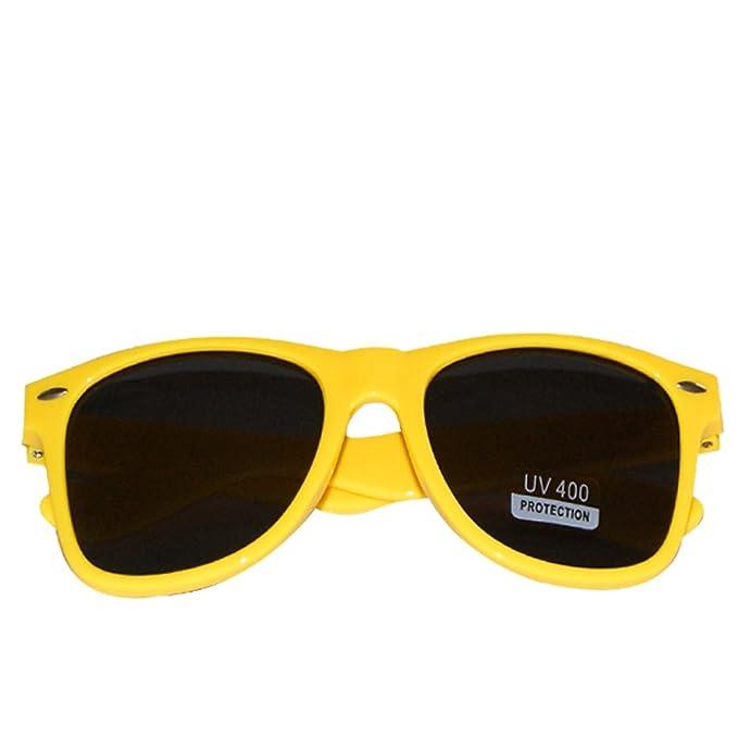 Nerd clear paire de lunettes de soleil style wayfarer retro vintage atzenbrille lunettes de soleil-mixte-coloris assortis dmun4TGT18