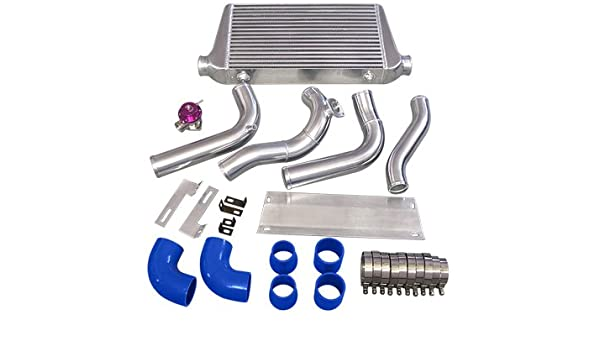 Amazon.com: intercooler + piping kit BOV Mounting Bracket for 78-83 Datsun S130 280ZX L28ET Turbo: Automotive