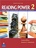 img - for Reading Power 2 (text only) 4th (Fourth) edition by L. Jeffries,B. S. Mikulecky book / textbook / text book