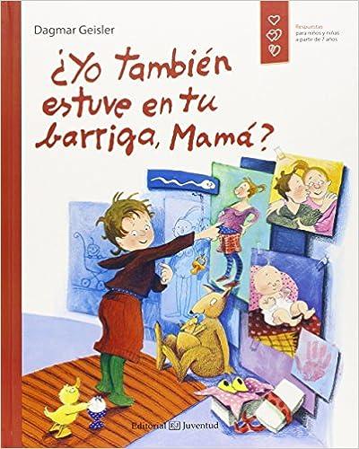 ¿Yo también estuve en tu barriga, Mamá?, book cover