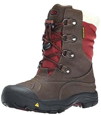 Amazon.com | KEEN Basin WP Winter Boot (Toddler/Little Kid