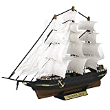 Paper Nano PN127 Sailing Ship Building Set