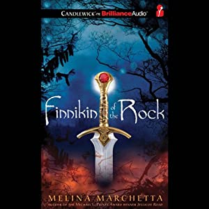 Finnikin of the Rock Audiobook