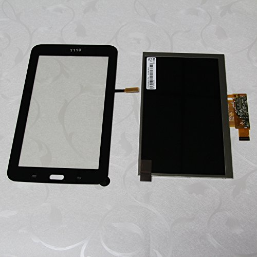 Touch Screen Digitizer+LCD Screen Display For Samsung Galaxy Tab 3 Lite 7.0 T110 T111 by Generic