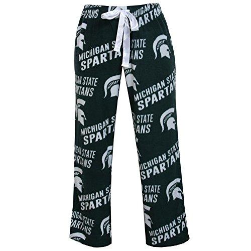 NCAA Michigan State Spartans Women's Fleece Pants (Large)