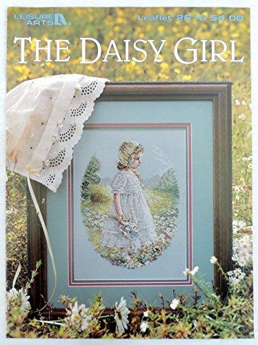 The Daisy Girl - Leisure Arts - Leaflet 2616 (Cross Stitch Pattern)