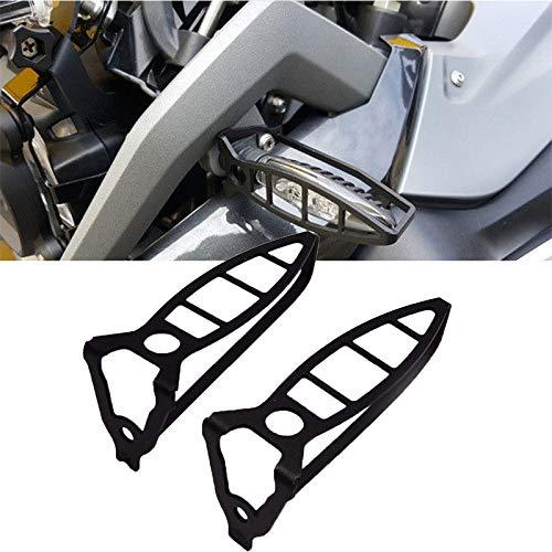 Liseng Motorcycle Turn Signal Indicator Light Grill Protector Cover for R1200 Gs//R//S 2009-2014 S1000Rr 2012-2015 F700 Gs F800 R Gt Gs Hp4 R Nine T 2014-2015