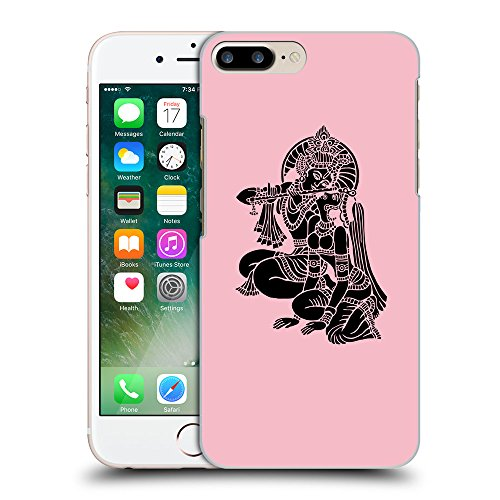 GoGoMobile Coque de Protection TPU Silicone Case pour // Q08140630 Hindou 5 Rose // Apple iPhone 7 PLUS