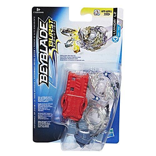 Beyblade - Jouet Starter Pack - Luinor L2, E1056