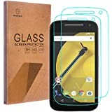 [2-PACK]-Mr Shield For Moto (Motorola) E 2nd Generation (2015 Version) [Tempered Glass] Screen Protector with Lifetime Replacement Warranty...
