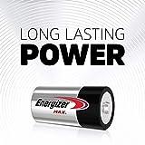 Energizer Max C Batteries, Premium Alkaline C