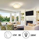 Ustellar 11inch 12W Waterproof LED Ceiling