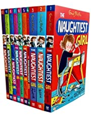 The Naughtiest Girl Books 1-10 Pack (The Naughtiest Girl Gift Books and Collections)