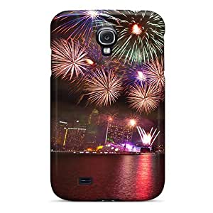 PhilHolmes Samsung Galaxy S4 Protective Hard Phone Case Custom Attractive Iphone Wallpaper Skin [WTO1892SYyR]