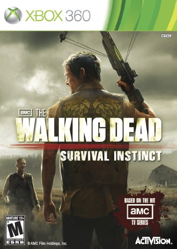 The Walking Dead: Survival Instinct - Xbox 360