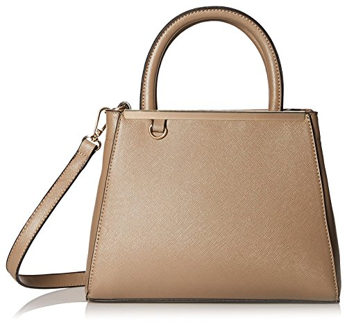 NEW YORK Women's Mini Taupe SOCIETY Bag ZRqAFF
