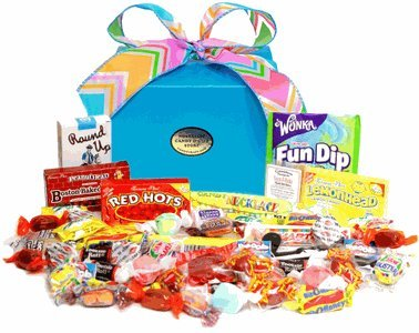 Birthday Fun Nostalgic Candy Gift Box