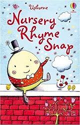 Nursery Rhyme Snap (Usborne Snap Cards)