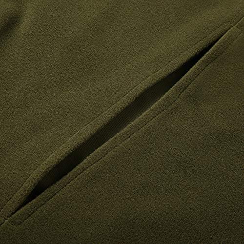 Veste Capuche Chaud Casual Zipper Loose Manteau Tops Blouson Femme Mode À Fourrure Multicolore Poilu Hoodie Revel Irrégulier Pocket Blouse Sweatshirt Pullover Hiver Shobdw pqwfXTWSX