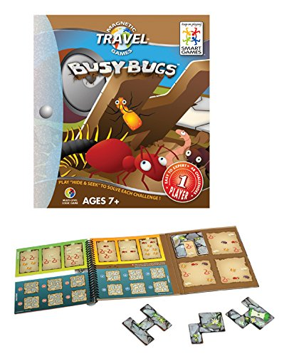 SmartGames SGT 230US Travel Busy