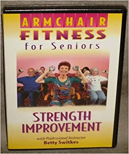 Armchair Fitness For Seniors Betty Switkes - Fitness Walls
