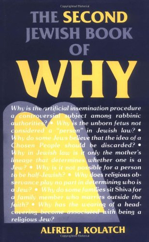 The Second Jewish Book of Why - Street Canal Mall