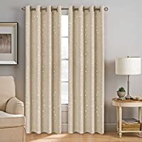 H.Versailtex Curtains for Girls Room Printed Room...