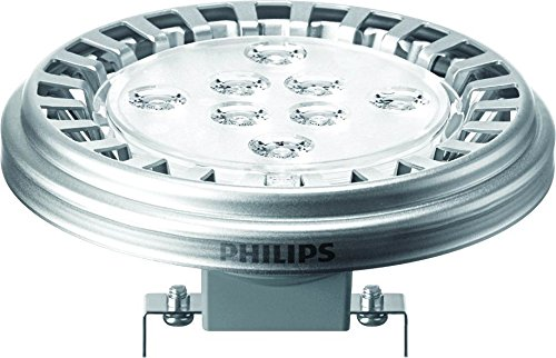 MASTER 10 40D Philips G53 AR111 spotLV 50W 3000K LED 10W 6yY7gbf