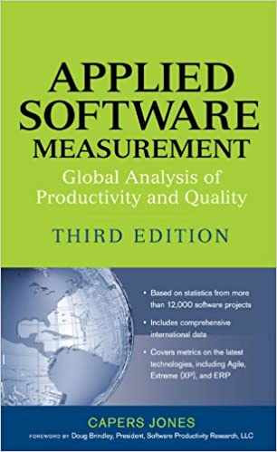 Applied Software Measurement