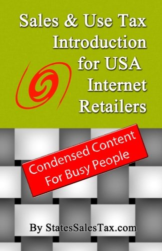 Sales & Use Tax Introduction for USA Internet ()