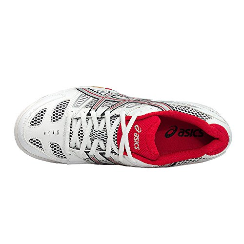 Asics Chaussures Fitness de Red Tactic Gel Homme OOqwPT