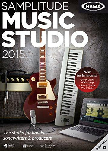 MAGIX Samplitude Music Studio 2015 [Download]