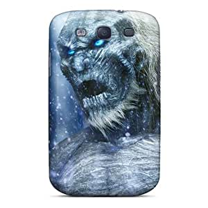 Hot Tpu Cover Case For Galaxy/ S3 Case Cover Skin - Game Of Thrones - White Walkers