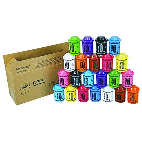 Crayola Dough Colors-5 Oz Size, 22 Pack, 5oz JungleDealsBlog.com