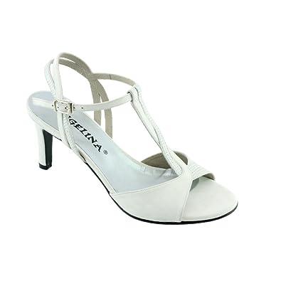 Chaussures Femme Fin Talon Haut Juliana Casual Angelina® Sandales rdshtQ