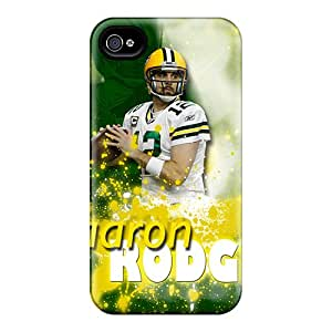 Forever Collectibles Green Bay Packers Hard Snap-on Iphone 4/4s Cases