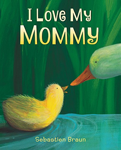 I Love My Mommy Board Book ebook