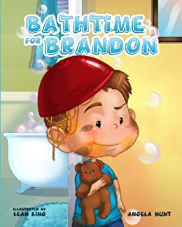 Bathtime for Brandon by [Hunt, Angela]