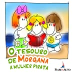 O Tesouro de Morgana, a mulher pirata | Giacomo Brunoro