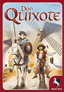Pegasus Spiele 51210G Don Quixote - Juego de mesa sobre Don Quijote (versión en alemán)