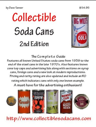 Collectible Soda Cans 2Nd Edition